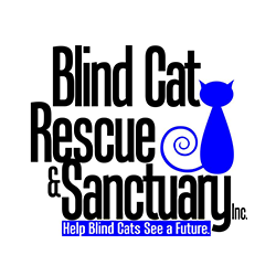 form link to donate to Blind Cat Rescue and Sanctuary